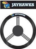 COLLEGIATE Kansas Steering Wheel Cover