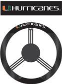 COLLEGIATE Miami Steering Wheel Cover