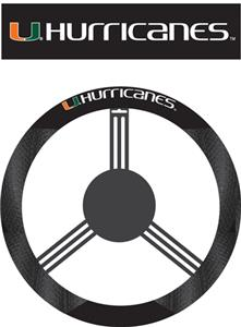 COLLEGIATE Miami Steering Wheel Cover