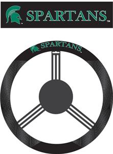 COLLEGIATE Michigan State Steering Wheel Cover