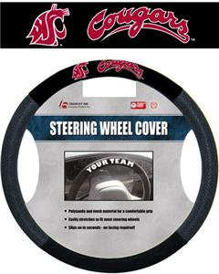 COLLEGIATE Washington State Steering Wheel Cover