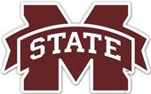 "COLLEGIATE Mississippi State 12"" Vinyl Magnet"