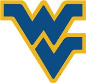 "COLLEGIATE West Virginia 12"" Vinyl Magnet"