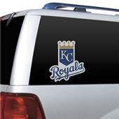 MLB Kansas City Royals Auto Diecut Window Film