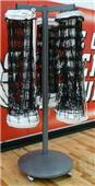 Bison Volleyball Net Storage Winders
