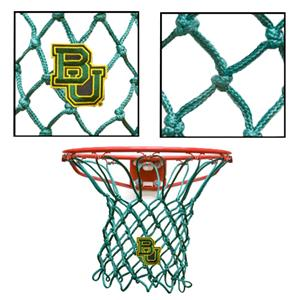 Krazy Netz Green Baylor University Basketball Nets