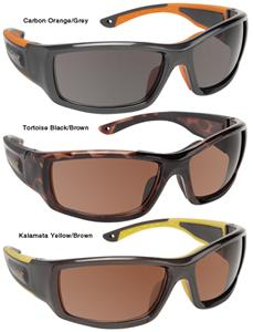 Bangerz Sunz Two-Tone Biker Sunglasses
