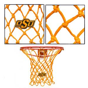 Krazy Netz Orange OSU Basketball Net
