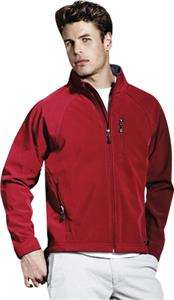 Landway Men's Matrix Soft-Shell Bonded Jackets