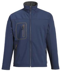 Landway Men's Aero Fused Pocket Soft-Shell Jackets