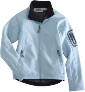 Landway Ladies Aero Fused Pocket Soft-Shell Jacket