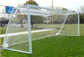 Bison Aluminum ShootOut No-Tip Portable Goals