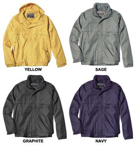 Landway Men&#39;s Freeport Ripstop Textured Jackets