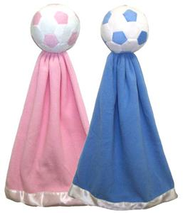 Snuggleball Fleece Soccer Ball Blankets