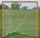 Bison Official Steel Competition Lacrosse Goals