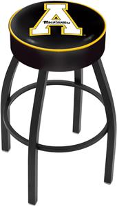 Holland Appalachian State University Blk Bar Stool