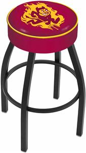 Holland Arizona State University Blk Bar Stool