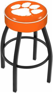 Holland Clemson Blk Bar Stool