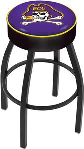 Holland East Carolina University Blk Bar Stool