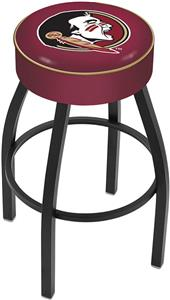 Holland Florida State Head Blk Bar Stool