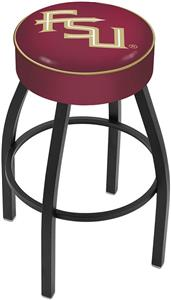 Holland Florida State Script Blk Bar Stool
