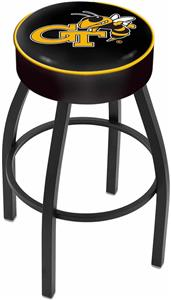 Holland Georgia Tech Blk Bar Stool