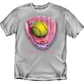 Pretty in Pink Softball tshirts