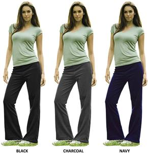 Landway Ladies Microfleece Crew Pants
