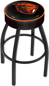 Holland Oregon State University Blk Bar Stool