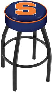 Holland Syracuse University Blk Bar Stool