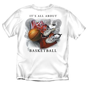 All About Basketball tshirts gifts