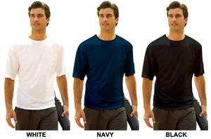 Landway Mens Tech Tee Moisture Management T-Shirts