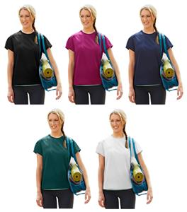 Landway Ladies Tech Tee Moisture Mgmt T-Shirts