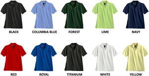 Landway Ladies Club V-Neck Moisture Wicking Shirts