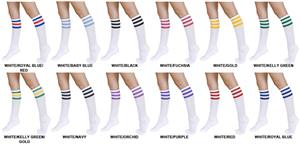 American Apparel Unisex Knee-High Sock