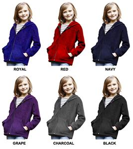 Landway Youth Colfax Fleece Jackets