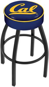 Holland University of California Blk Bar Stool