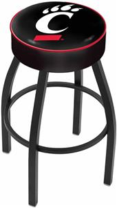 Holland University of Cincinnati Blk Bar Stool