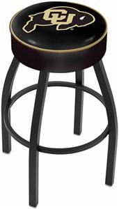 Holland University of Colorado Blk Bar Stool