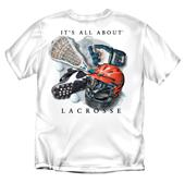 All About Lacrosse tshirts