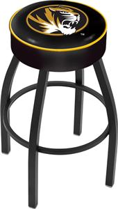 Holland University of Missouri Blk Bar Stool