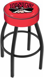 Holland Univ. of Nevada Las Vegas Blk Bar Stool