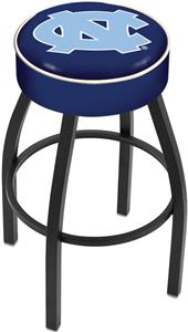 Holland University of North Carolina Blk Bar Stool