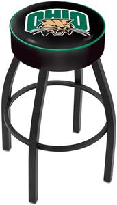 Holland University of Ohio Blk Bar Stool