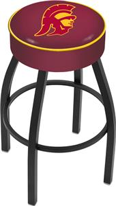 Holland Univ. of Southern California Blk Bar Stool