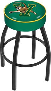 Holland University of Vermont Blk Bar Stool