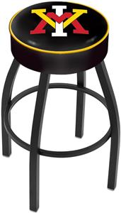 Holland Virginia Military Institute Blk Bar Stool