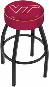 Holland Virginia Tech University Blk Bar Stool