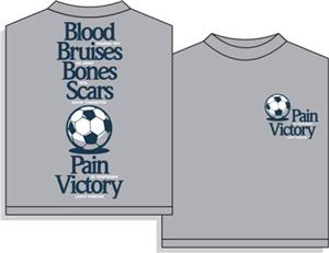 Utopia Soccer Victory Short Sleeve T-shirt