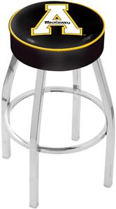 Holland Appalachian State Univ Chrome Bar Stool